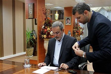 گفتوگوی وزیر آموزشوپرورش با مدیران مدارس و مناطق سراسر کشور   Hossein Paryas