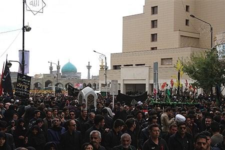 مراسم عزاداری در روز شهادت امام حسن مجتبی(ع) و رحلت پیامبر اکرم (ص) در مشهد  | Moein Mohamadirokh