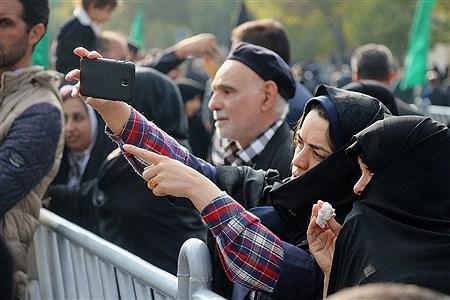 مراسم عزاداری روز شهادت امام رضا (ع) در مشهد  | Moein Mohamadirokh