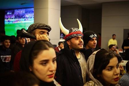 تماشای فوتبال پرسپولیس و کاشیما آنتلرز در لیگ قهرمانان آسیا در پردیس سینمایی چارسو | Mahdi Maheri