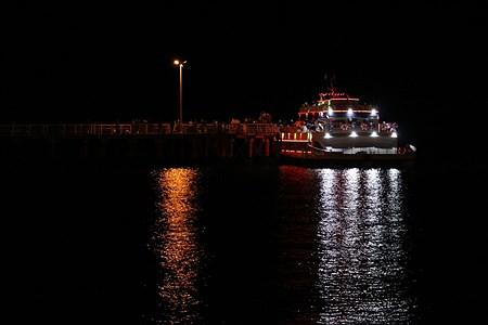 افتتاح کشتی امپراطور در جزیره کیش | Amir Hossein Yeganeh