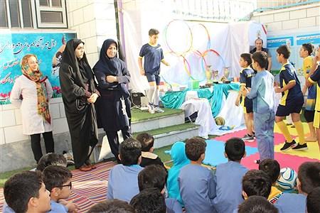 المپیاد ورزشی درون مدرسه ای  | Pouria abedi