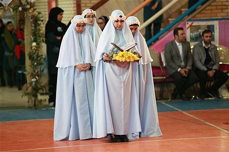افتتاحیه المپیادهای ورزشی درون مدرسهای   Javid Nikpour