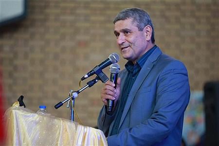 افتتاحیه المپیادهای ورزشی درون مدرسهای | Javid Nikpour