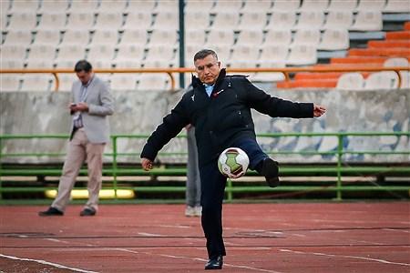 دیدار تیمهای فوتبال پرسپولیس و پیکان | Ali Sharifzade