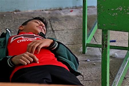 بیستمین مانور سراسری زلزله در پایتخت | mohamad sajad ghadiry