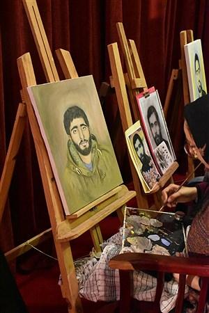 یادواره شهدای هنرمند | Alireza Asgharzadeh