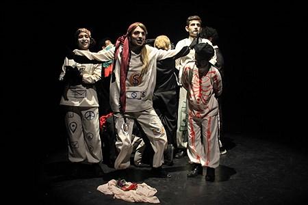 اجرای نمایش «کله پوکها» | Payam Ahmadi kashani