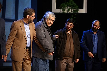 اختتامیه شانزدهمین جشنواره سراسری تئاتر مقاومت | Mahdi Maheri