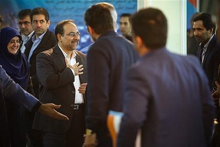 مراسم افتتاح اندیشکده دانش پژوهان جوان | Mahdi Maheri