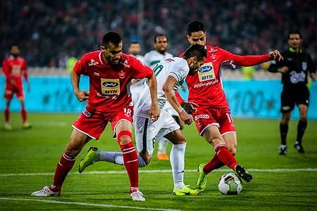 دیدار تیم های پرسپولیس و ذوب آهن | Ali Sharifzade