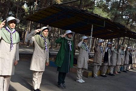 اردوی پیشتازان ویژه شهرستانهای استان تهران در قطب شهریار۲ | Hadis Soheili
