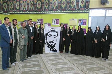 حضور دانش آموزان شهرقدس در مناطق عملیاتی جنوب کشور  | Pardis Soheili