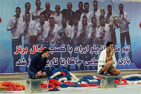 آغاز مرحله نخست لیگ برتر واترپلو | Bahman Sadeghi