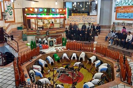 ورزش زورخانهای   Hosein Shafaee