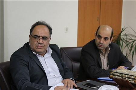 برگزاری سومین جلسه کار گروه خوداتکایی سازمان دانش آموزی شهر تهران | Mohamad sajad ghadiry