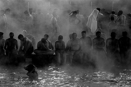 آبگرم گاومیش گلی سرعین | Bahman Sadeghi