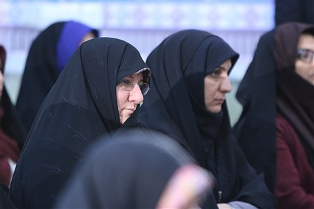 مراسم نمادین هفته بزرگداشت قرآن، عترت و نماز   Mohamad sajad ghadiry
