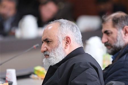 نشست معاون پرورشی و فرهنگی با مربیان پرورشی و رؤسای اتحادیه انجمن های اسلامی که در کانون شهید مفتح | Mohamad sajad ghadiry
