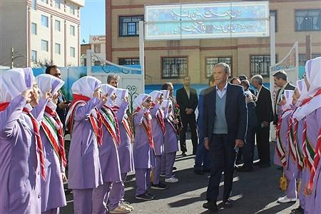مراسم افتتاح مدرسه خیر ساز حضرت مهدی (عج) در اسلامشهر   Zahra Sohrabi