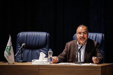 افتتاحیه دوازدهمین کنگره پیشگامان پیشرفت | Ali Sharifzade