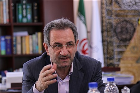 دیدار صمیمی استاندار تهران  با مدیرکل آموزش و پرورش شهر تهران | Mohamad sajad ghadiry