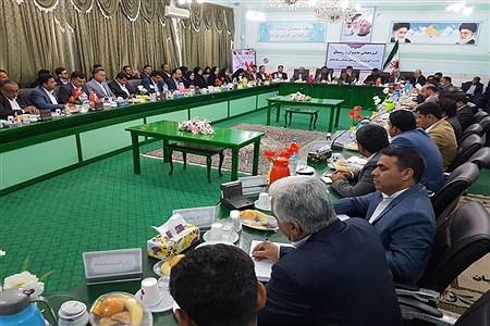 گردهمایی مدیران و روسای ادارات سیستان و بلوچستان | mobin kamalei