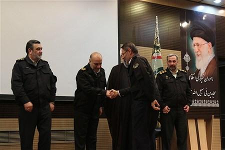 همایش عمومی فرماندهان، روسا و مدیران فرماندهی انتظامی تهران بزرگ  | Mohamad sajad ghadiry