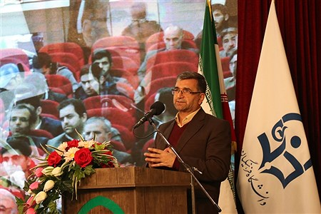 آیین نکوداشت یکصدمین سال تاسیس مراکز تربیت معلم   Javad Ebrahimi