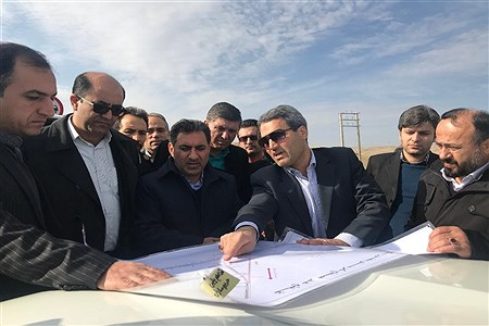 بازدید معاون وزیر راه و شهرسازی از پروژههای راه و شهرسازی خراسان شمالی | Davood Danshemand