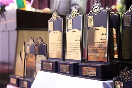 تجلیل از برگزیدگان مسابقات فرهنگی و هنری و قرآن ،عترت و نماز ناحیه یک ارومیه   kiyanosh kharbozekar