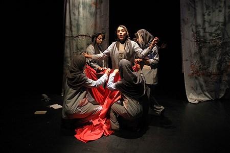 اجرای نمایش به دنیا خوش آمدید | Payam Ahmadi Kashani