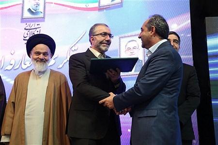 مراسم تودیع و معارفه بهرام سرمست به عنوان استاندار جدید قم | sajad hayat pour