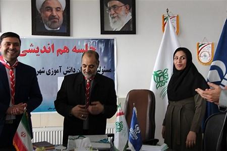 جلسه هماندیشی  مسئولان سازمان دانشآموزی و مناطق | Soraya Farnoodian