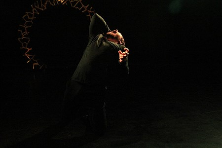 اجرای نمایش «بیست و پنج درصد» | Payam Ahmadi Kashani