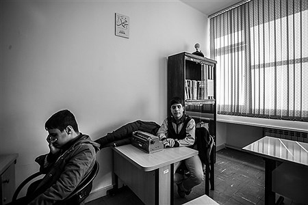 عکاسانی که هرگز عکسهایشان را نمیبییند | Mohamad Javad Sadeqi