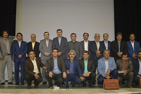 گردهمایی کارشناسان و مدیران  مدارس متوسطه نظری استان بوشهر  | Hasti Rastian