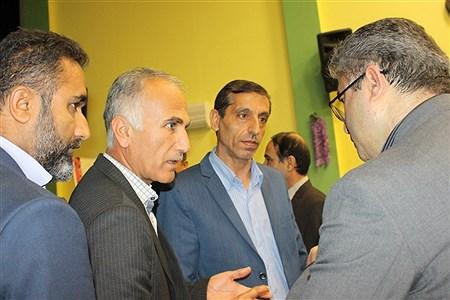 گردهمایی کارشناسان و مدیران  مدارس متوسطه نظری استان بوشهر  | Ghazal Ramzanian