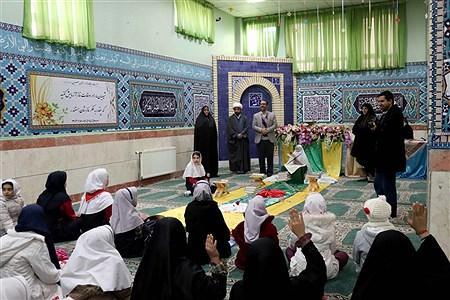 برگزاری مسابقات قرآن دانش آموزی در شهرقدس | Fatemeh khodaverdi