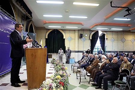 آیین تکریم و معارفه رئیس سازمان پژوهش و برنامهریزی وزارت آموزش و پرورش   Bahman Sadeghi