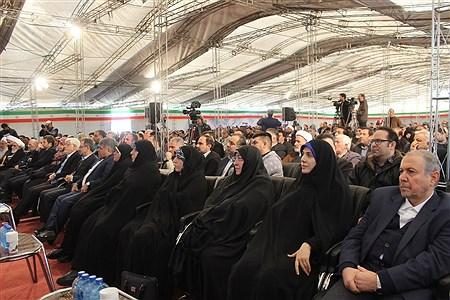 مراسم آغاز عملیات احداث مترو اسلامشهر | Zahra Sohrabi