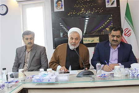 گردهمایی تخصصی هسته گزینش آموزش و پرورش استان بوشهر | Alireza Zare