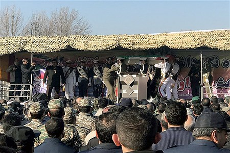 مراسم تشییع شهدای حادثه سقوط بوئینگ ۷۰۷ | Payam Ahmadi Kashani