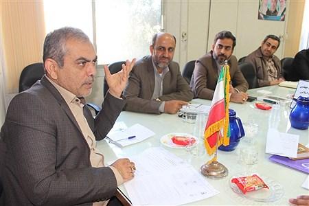 جلسه چهلمین سالگرد پیروزی انقلاب اسلامی آموزش و پرورش استان بوشهر   Pouria abedi