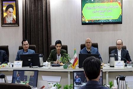 پنجمین اجلاس روسای ادارات آموزش و پرورش آذربایجان غربی در ارومیه | Behzad Golestani