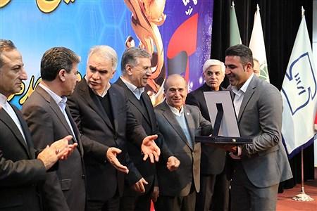آئین تجلیل از صادرکنندگان نمونه استان آذربایجان غربی   Amir Hosein Mollazade
