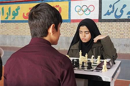 مسابقات استانی شطرنج (جام دیارنرگس )درشهرستان خوسف | Mahdi Arasteh