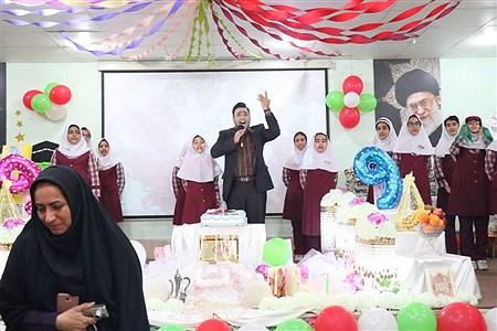 جشن عبادت دختران    Yeganeh Salmak