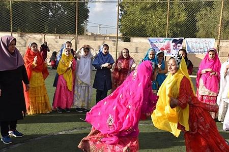 برگزاری مسابقات ورزشی بومی محلی در مدارس شهرستان لالی | Ahmad Khorasani