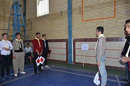 مانور تشکیلاتی یاوران انقلاب در شهرستان دیواندره  | Iraj Alizadeh